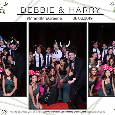 Debbie & Henry