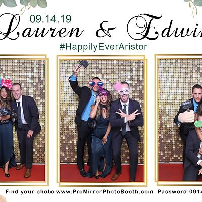 Lauren & Edwin