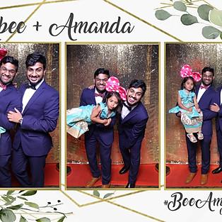Amanda & Abee