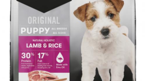 Black Hawk Puppy Lamb & Rice