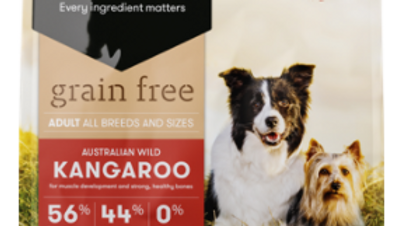 Black Hawk Grain Free -Kangaroo