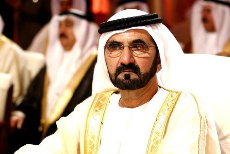 General Sheikh Muhammad Bin Rashid