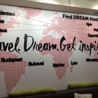 Европейская сеть отелей DREAM HOSTELS