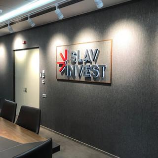 Переворная комната компании SLAV INVEST