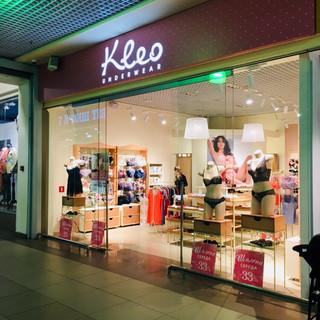 Сеть магазинов Kleo
