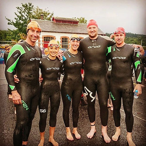 Silent wolf's Great Scottish Swimmers 🏊