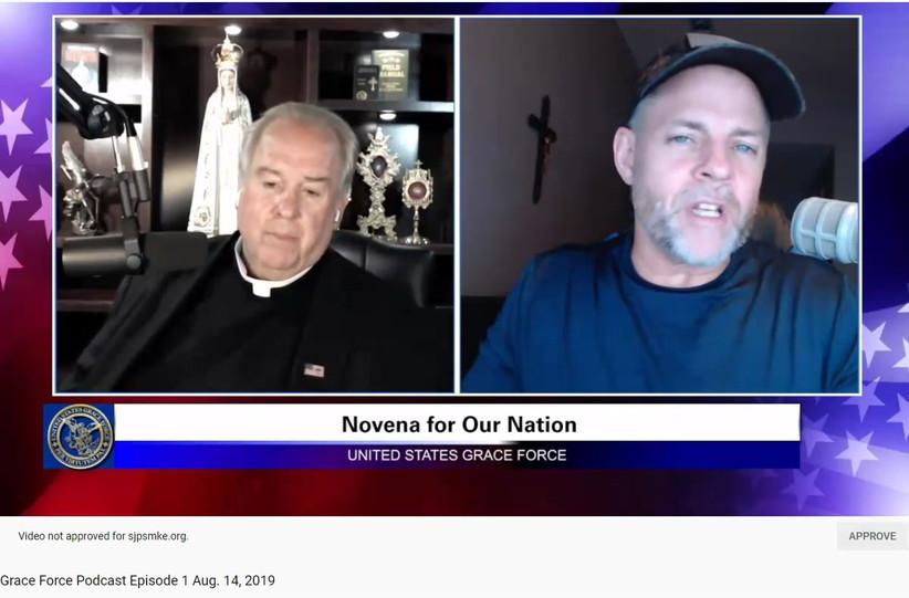 US Grace Force 8.14.19 podcast