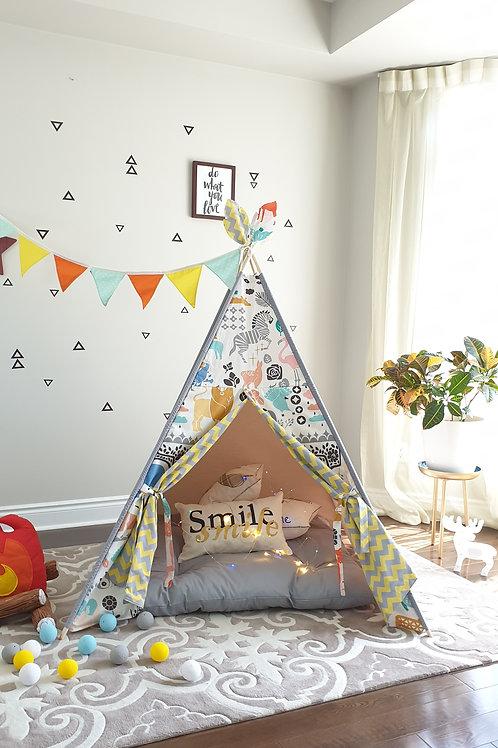 Amazing Zoo Combo Tent
