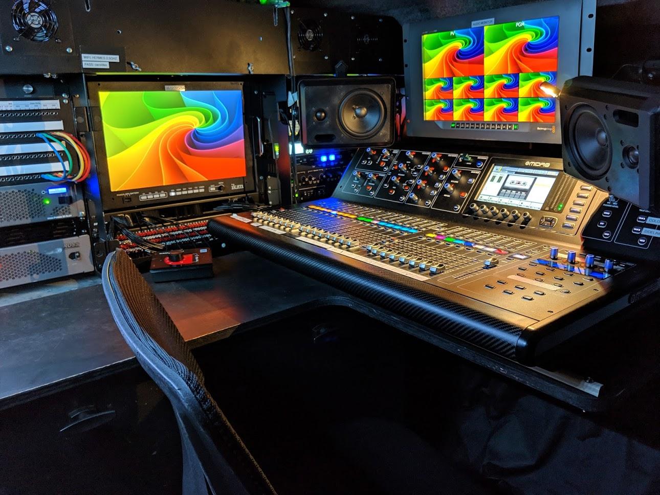 Audio Position