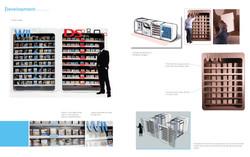 Nintendo POP display mockups