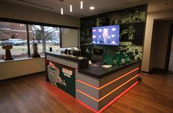 UAB Coaches office reception desk
