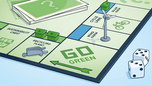 Easy ways to go green and keep your small business sustainable