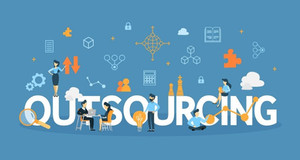 What is the argument FOR outsourcing?