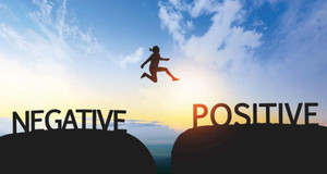 How to stay positive for your family and your team (even if you are scared and worried too)