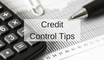 Credit Control Tips