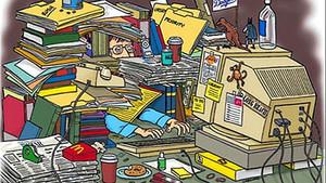 Organising Your Financial Paperwork