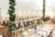 marquee-pole-with-garlands-rustic-furnit