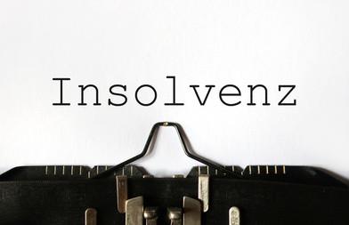 Insolvenzen werden meldepflichtig