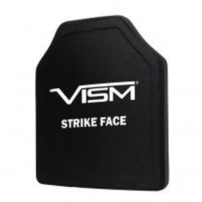 "VISM® by NcSTAR® PE SHOOTERS CUT 10""X12"" LEVEL III+ HARD BALLISTIC PLATE"