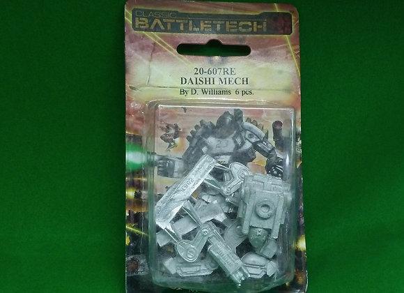 Daishi Mech Blister Pack/Battletech Singles