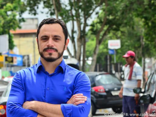 Dualidade jornalista/ator: conheça o perfil de Hermano Jr