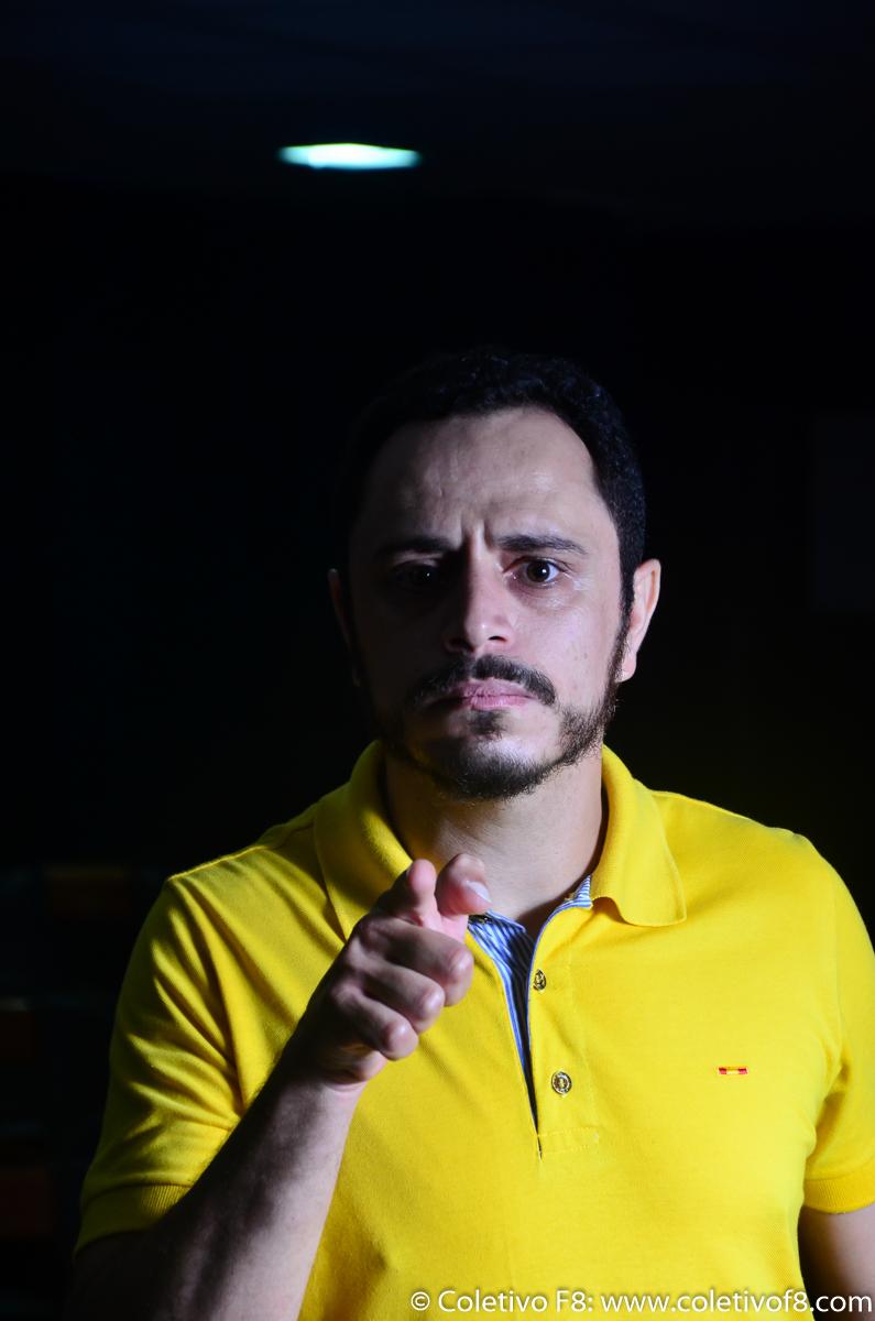 Hermano Júnior e sua face ator