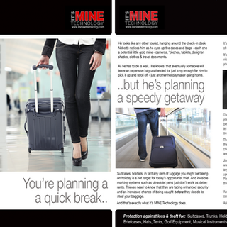 Luggage Security Brochure