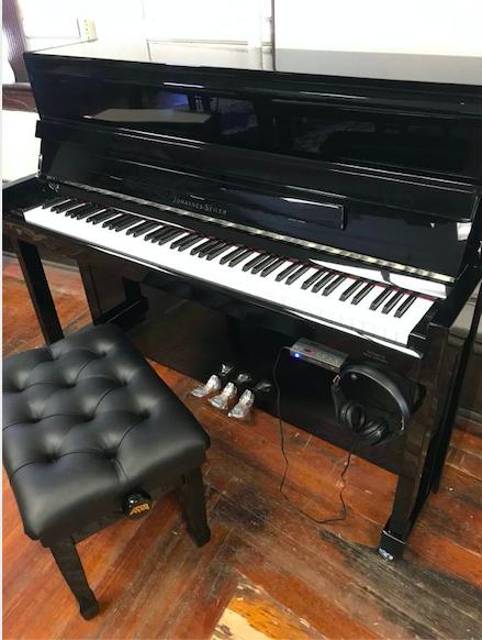 Seiler Silent Piano