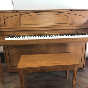 SOLD Yamaha Upright