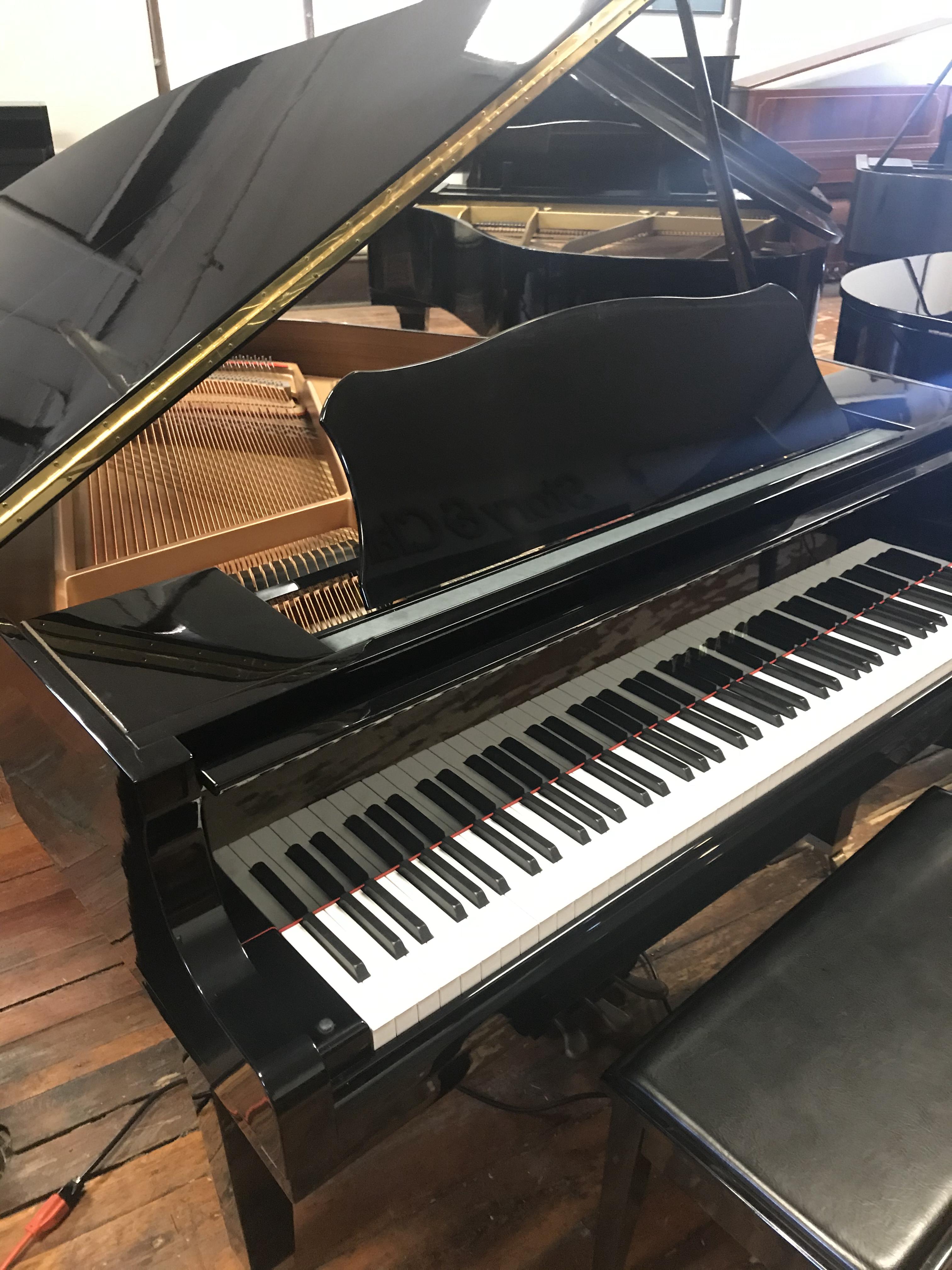 Yamaha GP1 Player piano