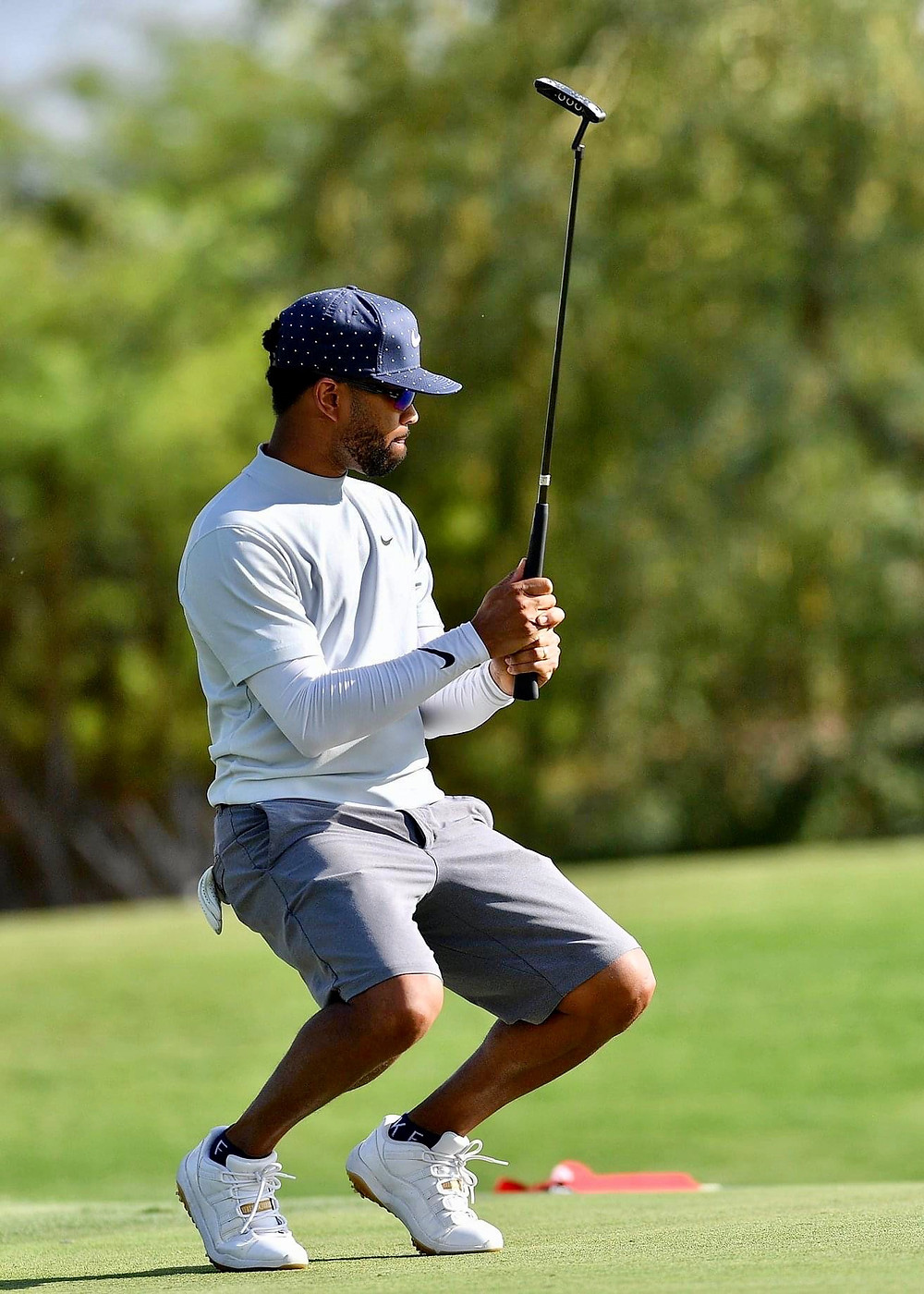 Doug Smith in round two of the 2020 Arizona State Open. Photo Credit: Southwest PGA