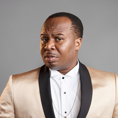 142: NO ONE LOVES YOU. Comedy, culture, and stereotypes with Roy Wood Jr.