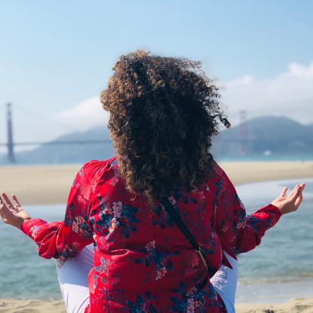 LATINA FURY. The Five Keys To My Meditation Journey