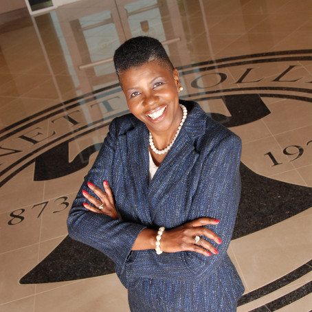 122: Access & Education. How to build your legacy. With, Dr. Rosalind Fuse-Hall