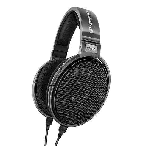 SENNHEISER HD 650 Stereo Reference Headphones.webp