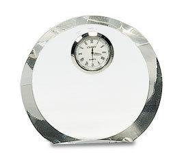 Round Crystal Clock
