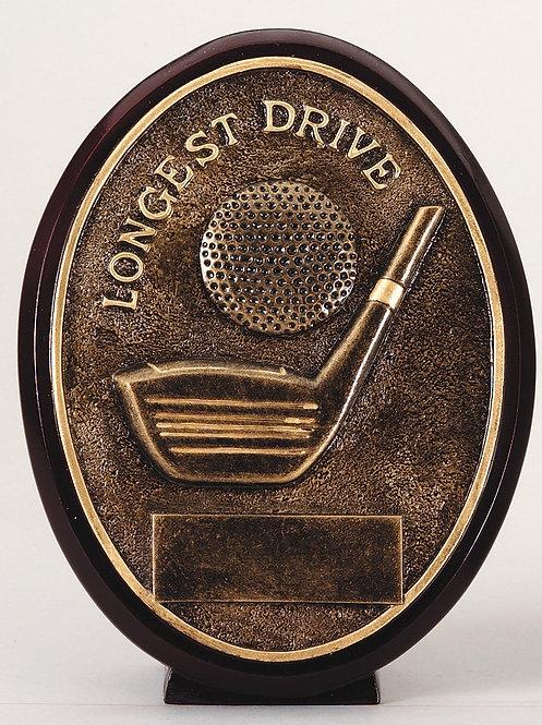 Golf Oval Awards