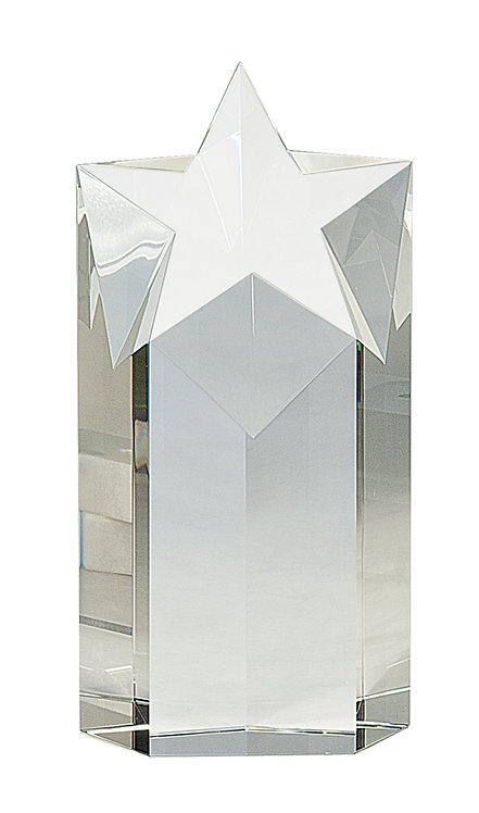 Premier Crystal Star Column
