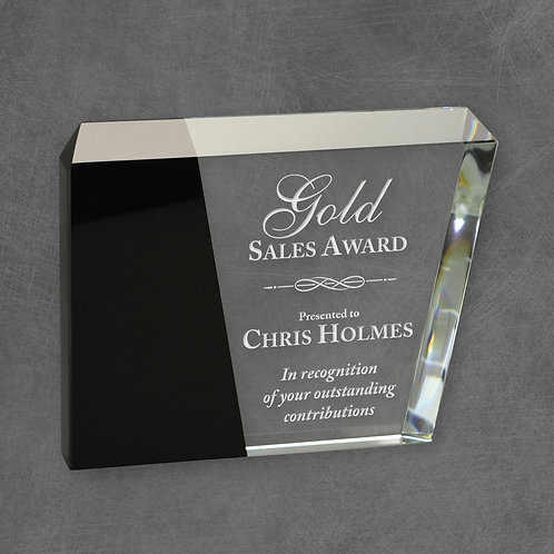 GreyStone Eclipse Crystal Award