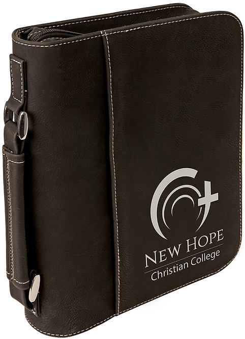 """Leatherette Bible Cover 7.5"""" x 10.75"""""""