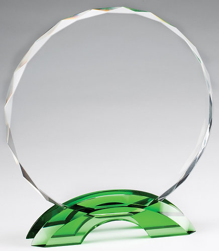 Premier Crystal Circle Double Arc Series
