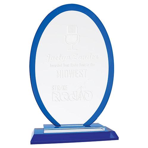 Regal Glass Oval