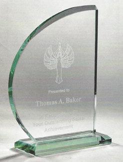 Jade Glass Sail Award