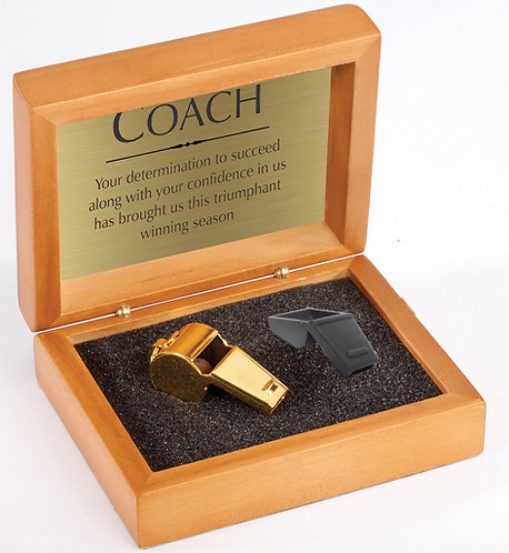 Coaches Whistle Gifts Sets