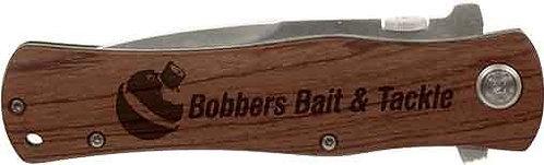 Laserable Pocket Knives