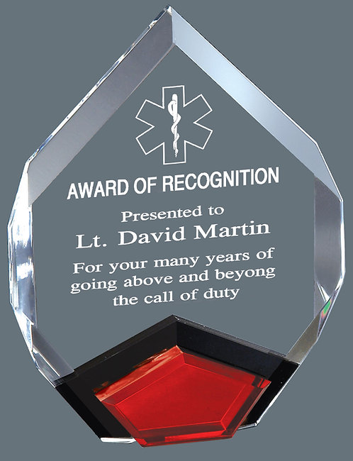 Marquis Diamond Acrylic Awards