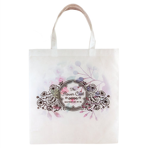 Economy Poly Canvas Bag