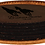 Thumbnail: Round Leatherette Coaster Set