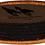 Thumbnail: Round Leatherette Coaster Set