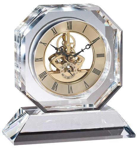 Premier Crystal Clock